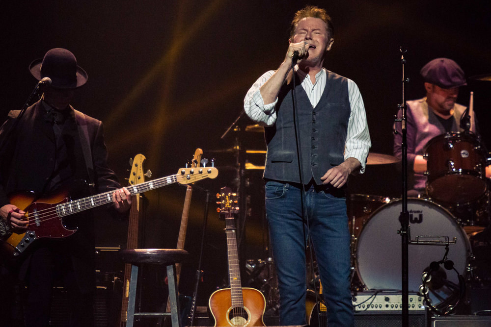 Don Henley - Montreal Concert Photography