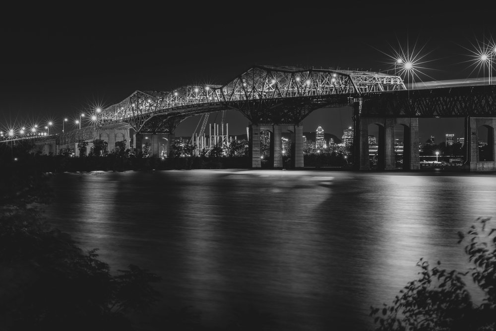 Champlain Bridge-Montreal-Captura Camera