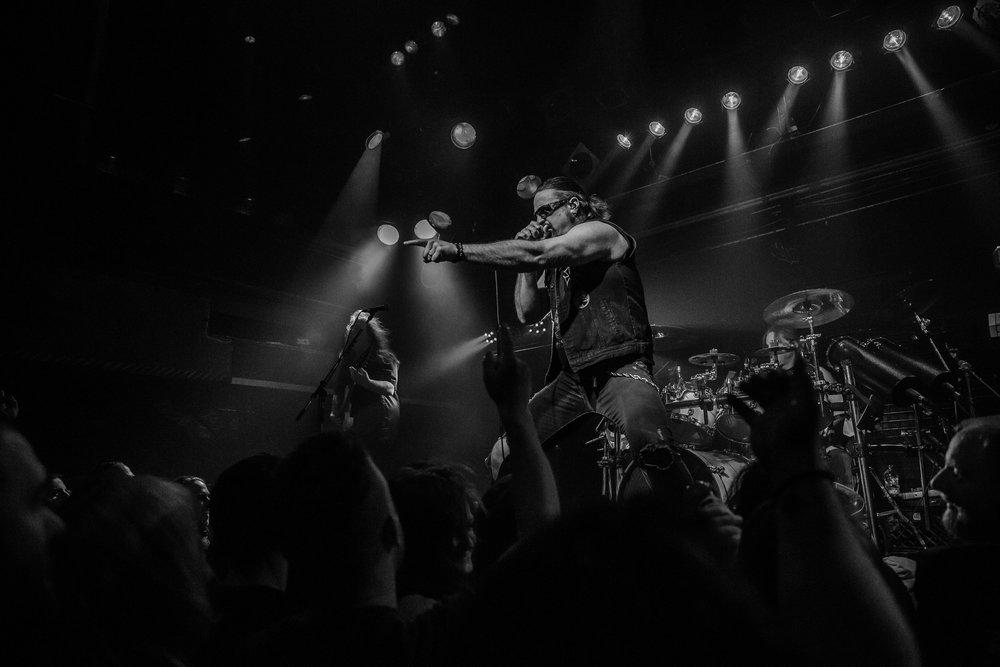 Symphony X-Montreal Concert Photographer-Captura Camera