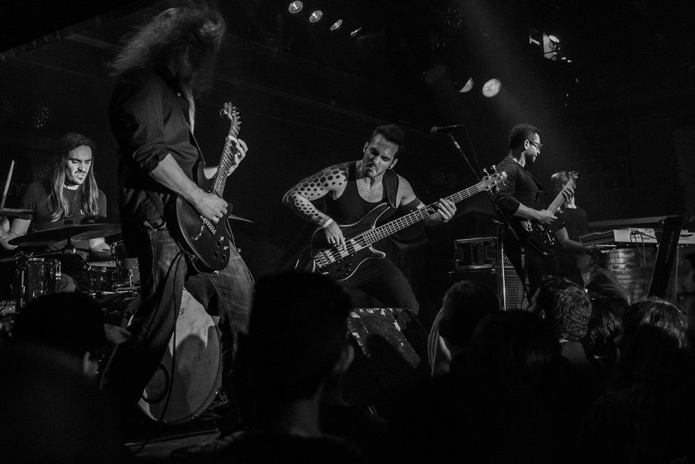 Heaven's Cry-Montreal Concert Photographer-Captura Camera