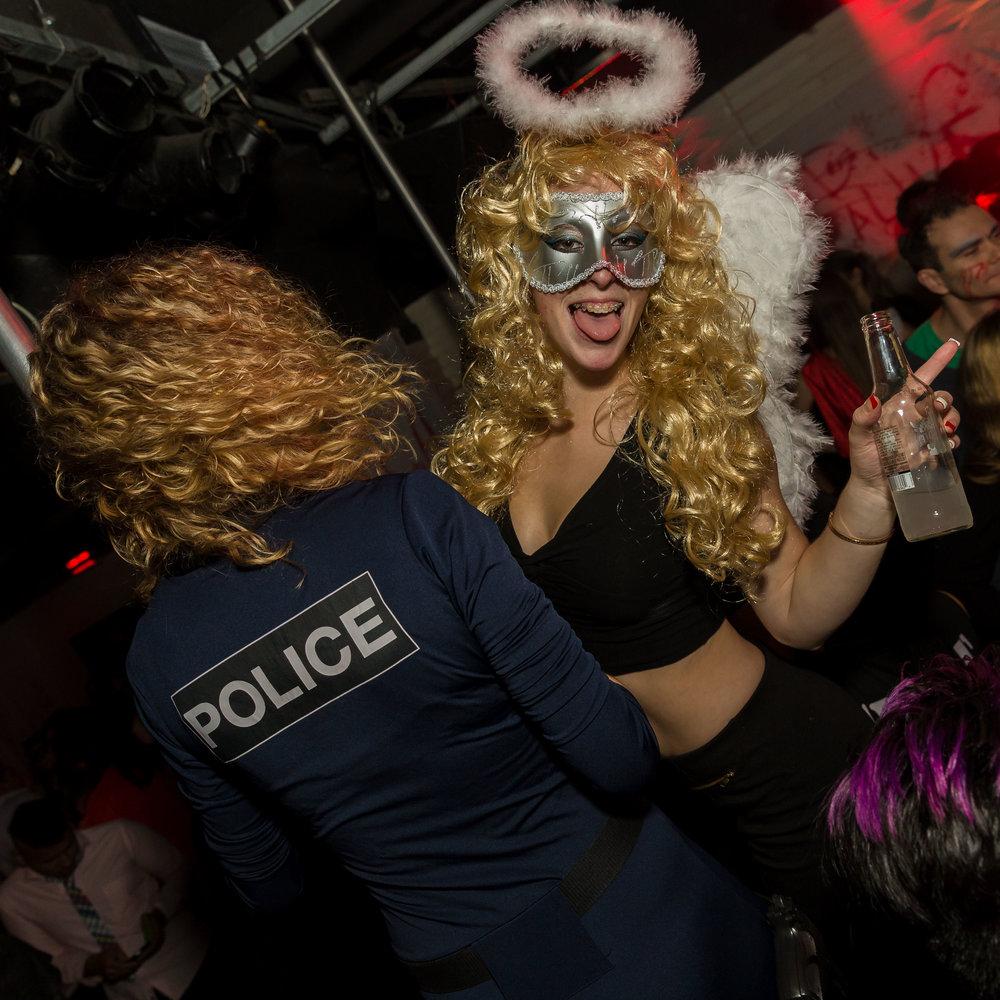 Event Photography-Halloween Montreal-Captura Camera