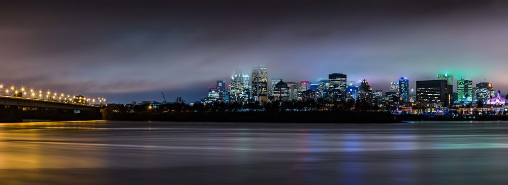 Montreal-Panorama-Fog-Captura Camera