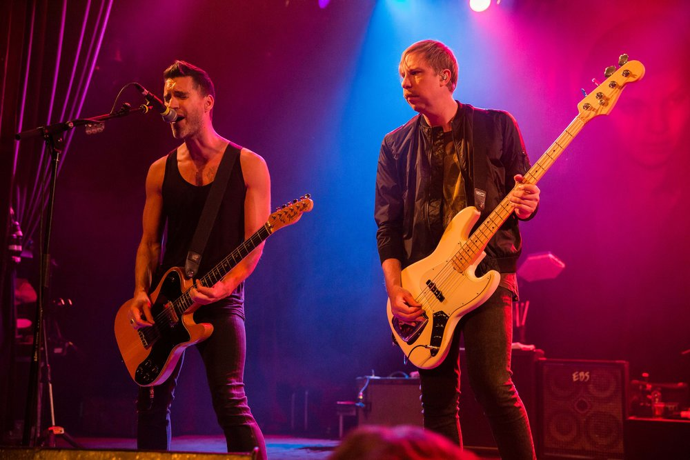 The Sounds-Corona Theatre-Montreal
