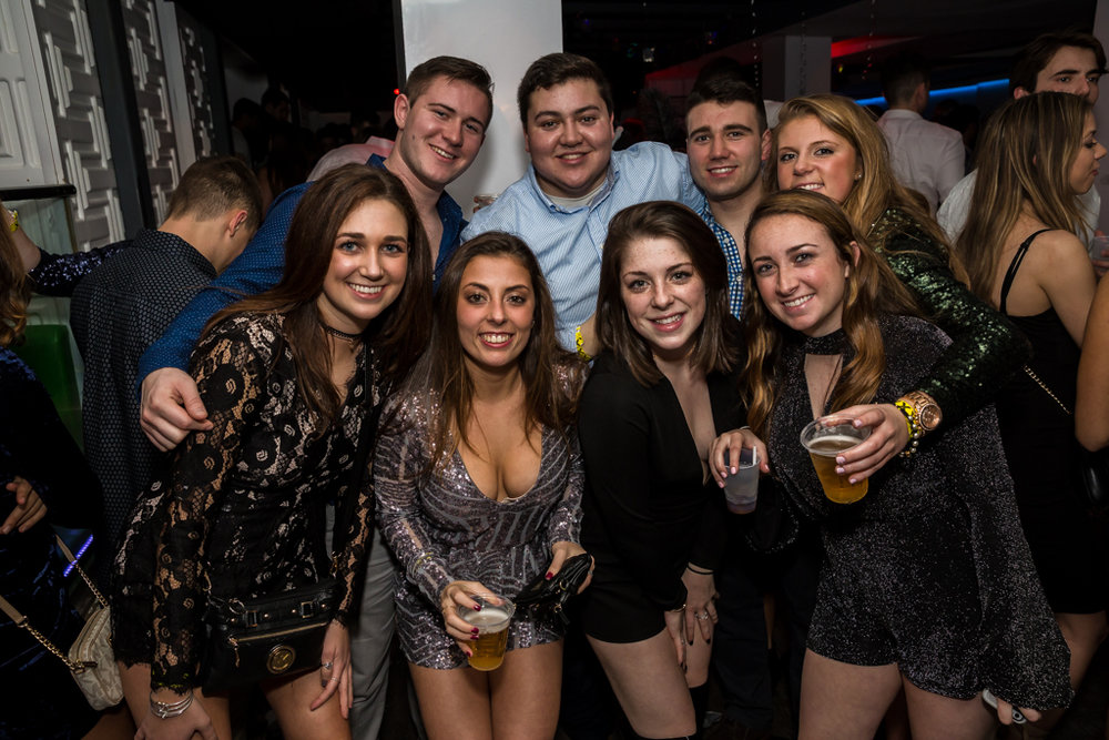 New Years Eve-Montreal-Jet NightclubCaptura Camera-Event Photography