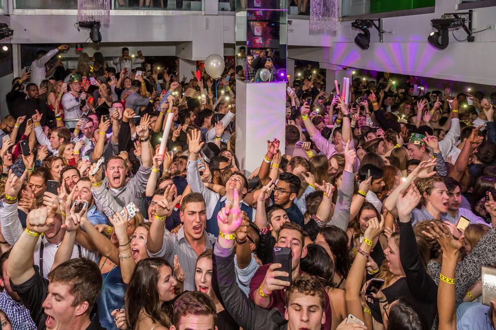 New Years Eve-Montreal-Jet Nightclub