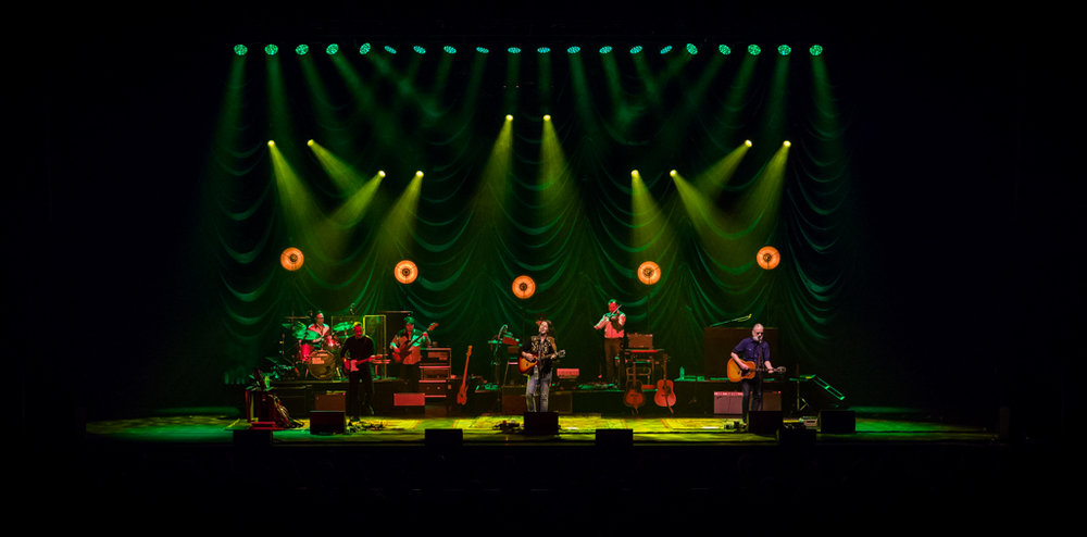 Blue Rodeo - Salle Wilfred Pelletier of Place des Arts