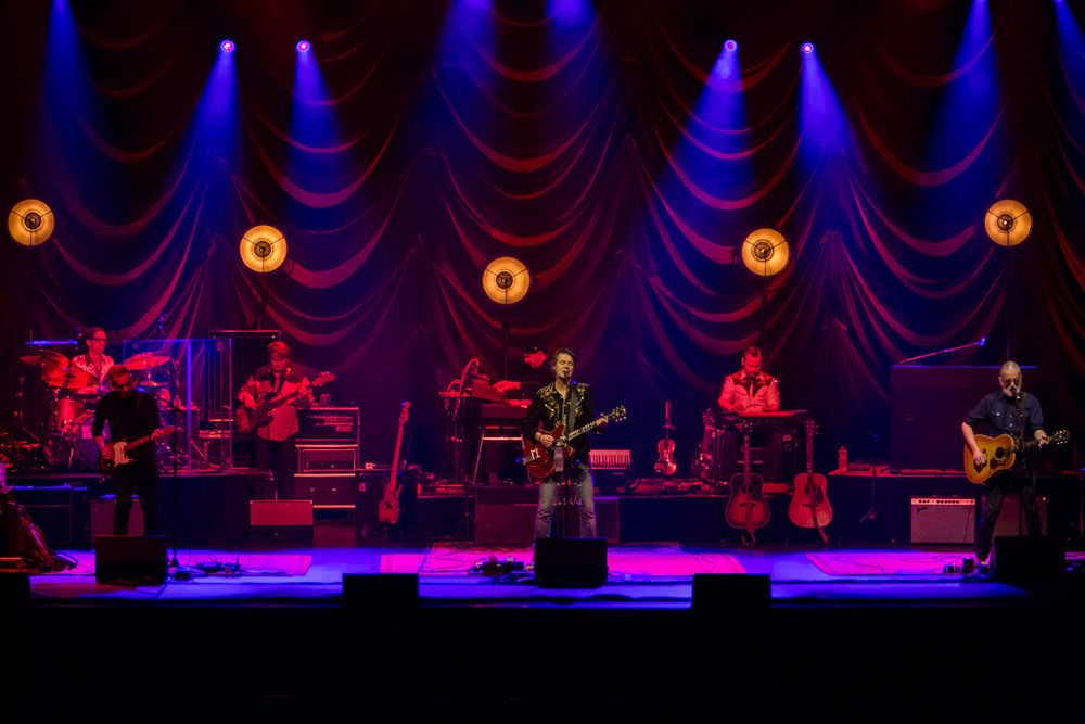 Blue Rodeo Live at Salle Wilfrid Pelletier of Place des Arts