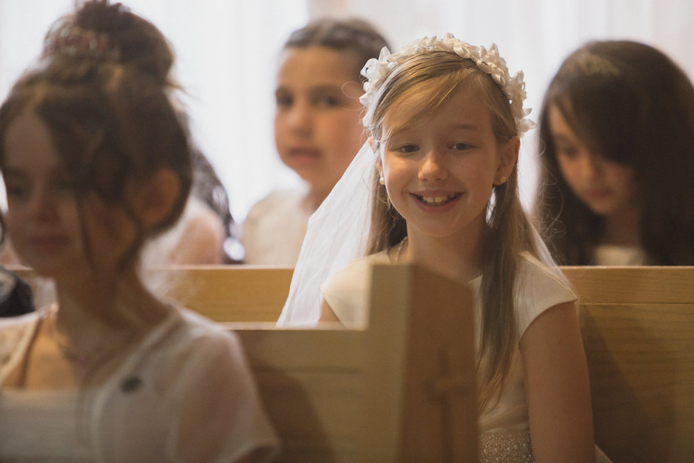 Montreal First Communion Photographer