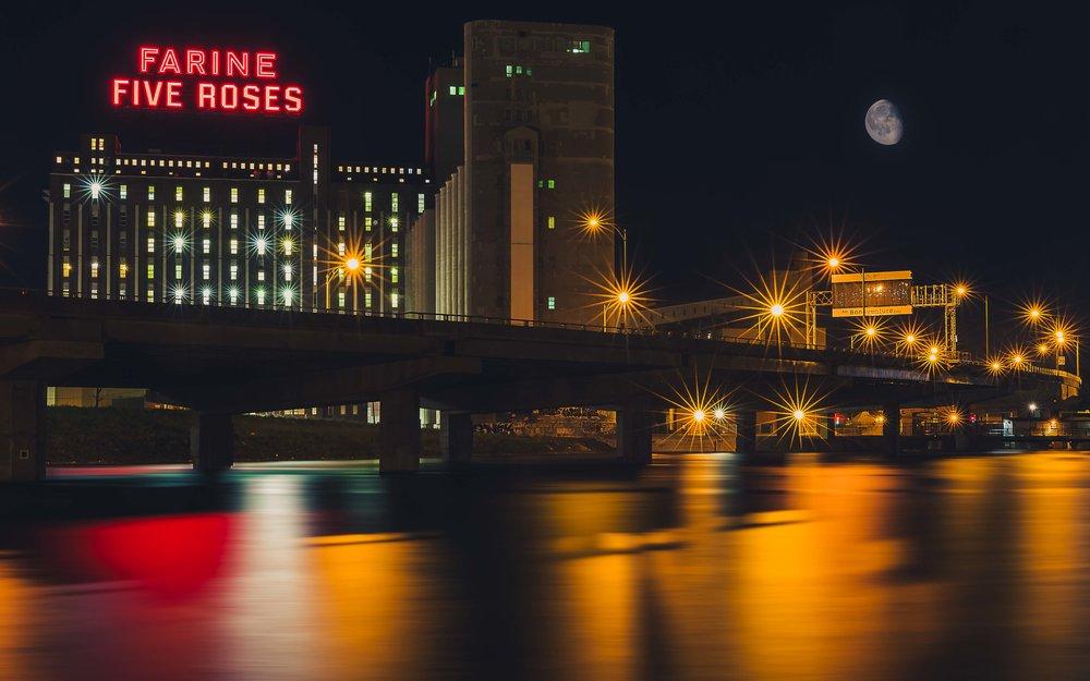 Farine Five Roses-Montreal-Captura Camera