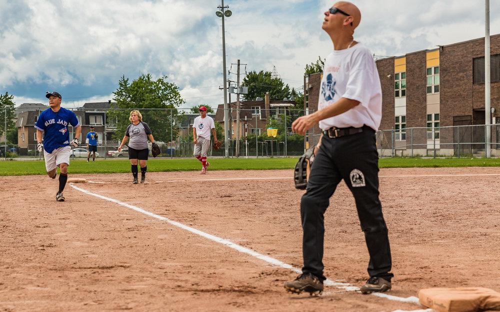 Ligue de balle molle P'tits Vieux de Brossard (PVB)