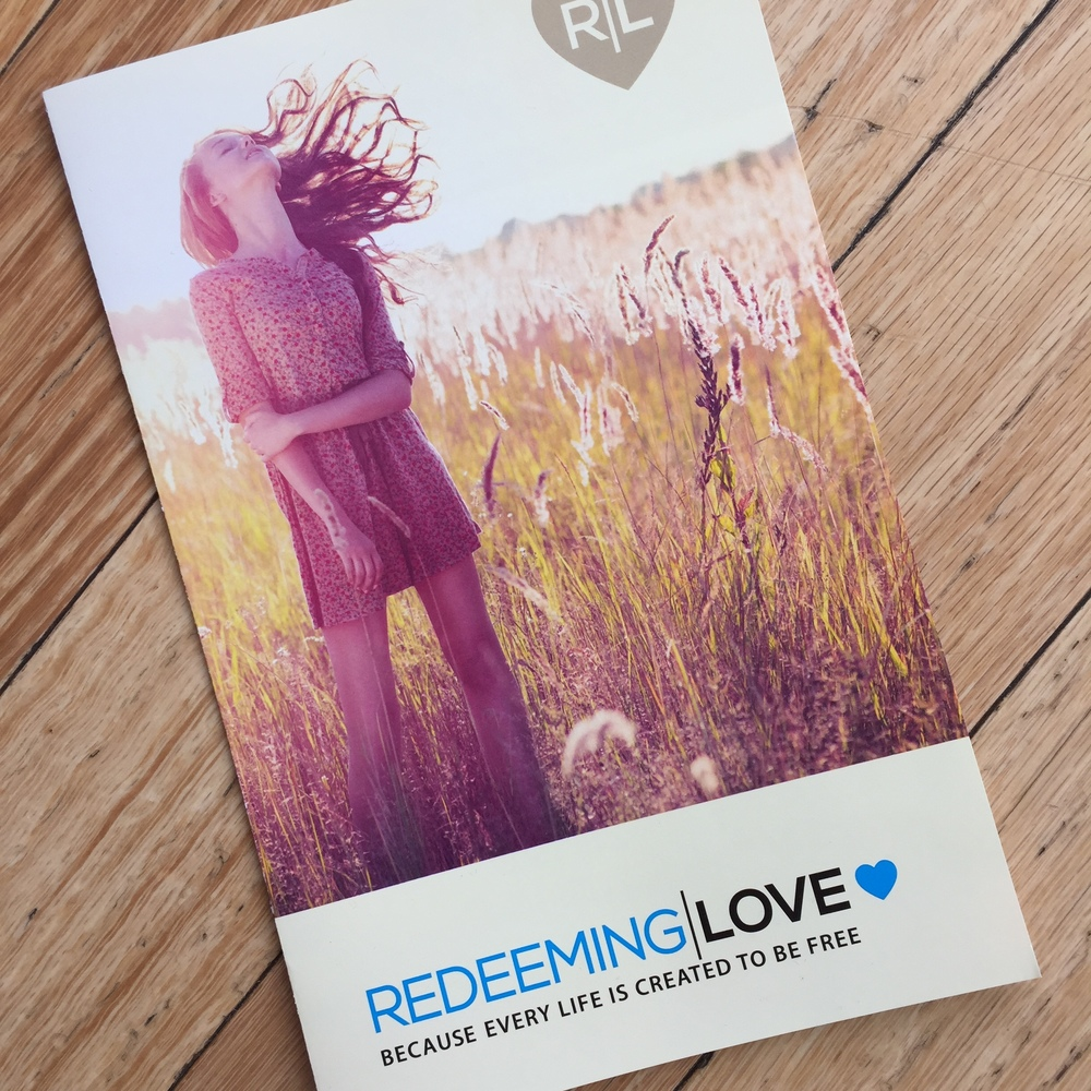 Redeeming Love Brochures PDF