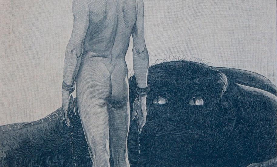 Alfred Kubin - Sascha Schneider    I Misteri del Simbolismo
