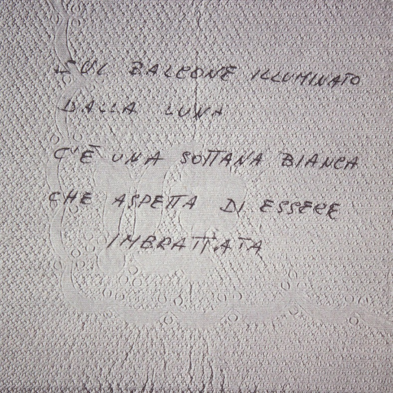 Marcello Mariani - scritti / writings - 1970