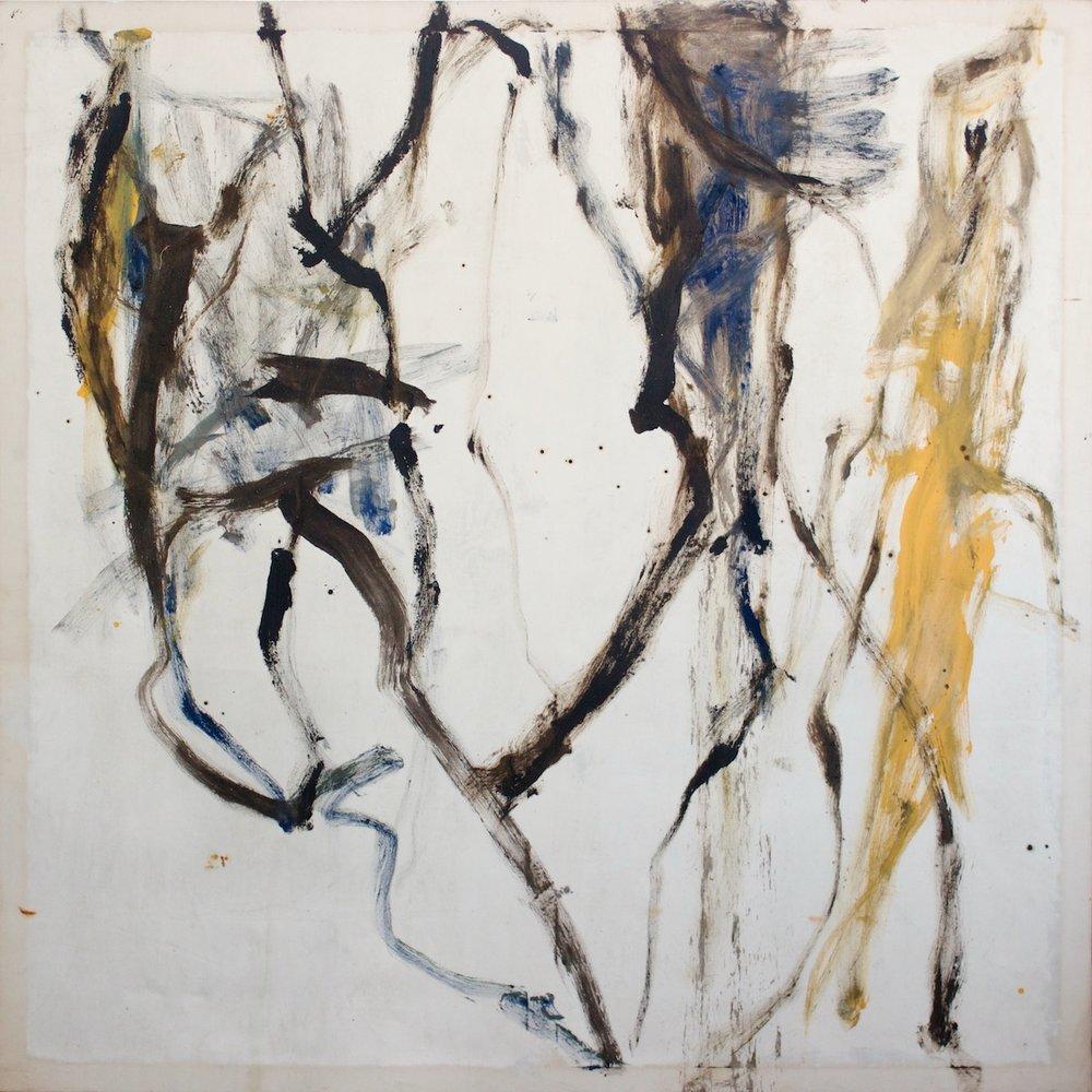 Marcello Mariani - Forma Archetipa - Oil on canvas - 1975