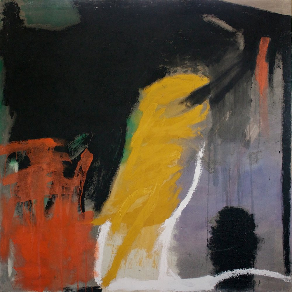 Marcello Mariani - Forma Archetipa - Oil and mixed media on canvas - 2007