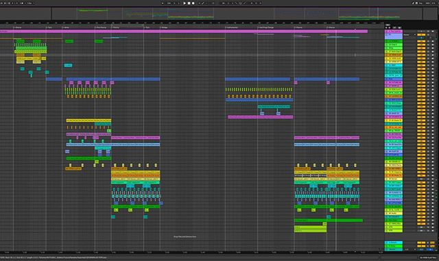 When youre working on a session have to create a new session just to work on loops...
