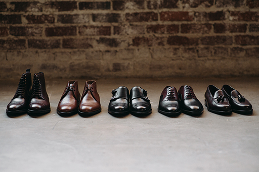 Cobbler Union's full collection of classic, goodyear-welted shoes is available at cobbler-union.com and in-store at their new Atlanta showroom.