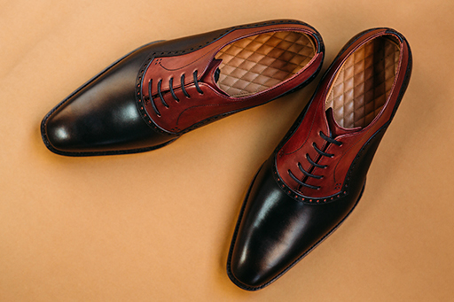 These Jean Pierre oxfords will get you the attention you deserve.