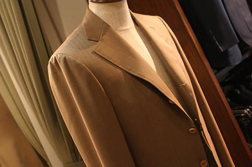 Tan Solaro jacket