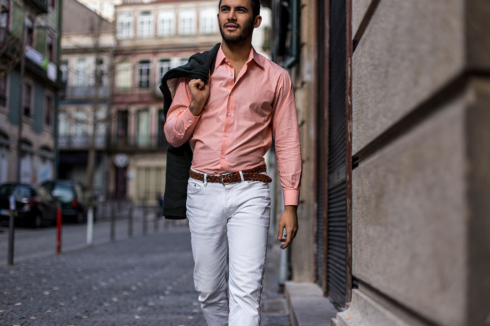 Deo Veritas Custom Dress Shirt Review - Portugal