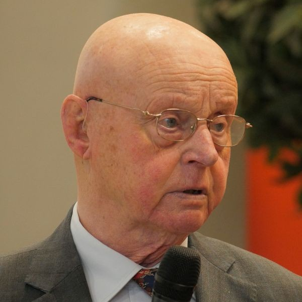 Geert Hofstede: scholar, social psychologist, octogenarian. Photo courtesy of www.geert-hofstede.com