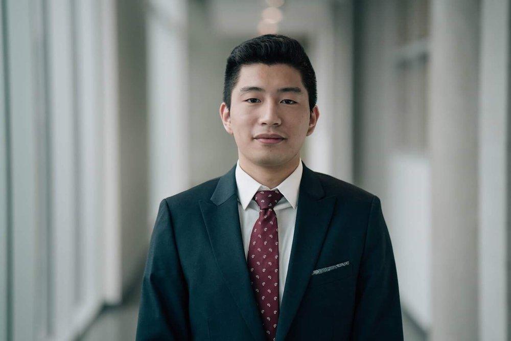 Gavin Li - A consummate young professional