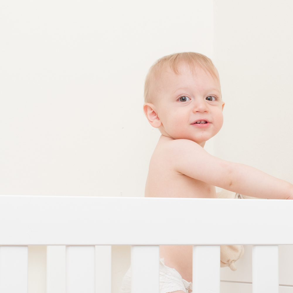 Baby portrait photography - Brooklyn