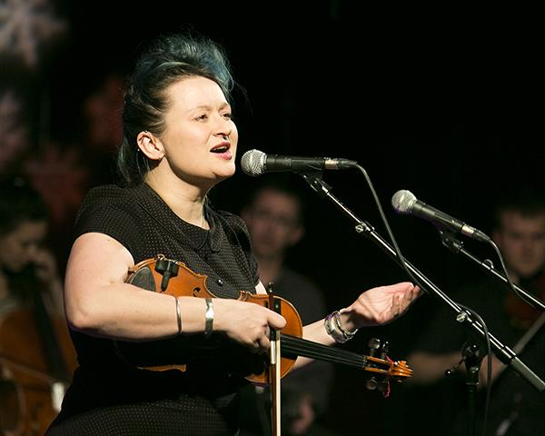 Eliza Carthy Plus 10 concert