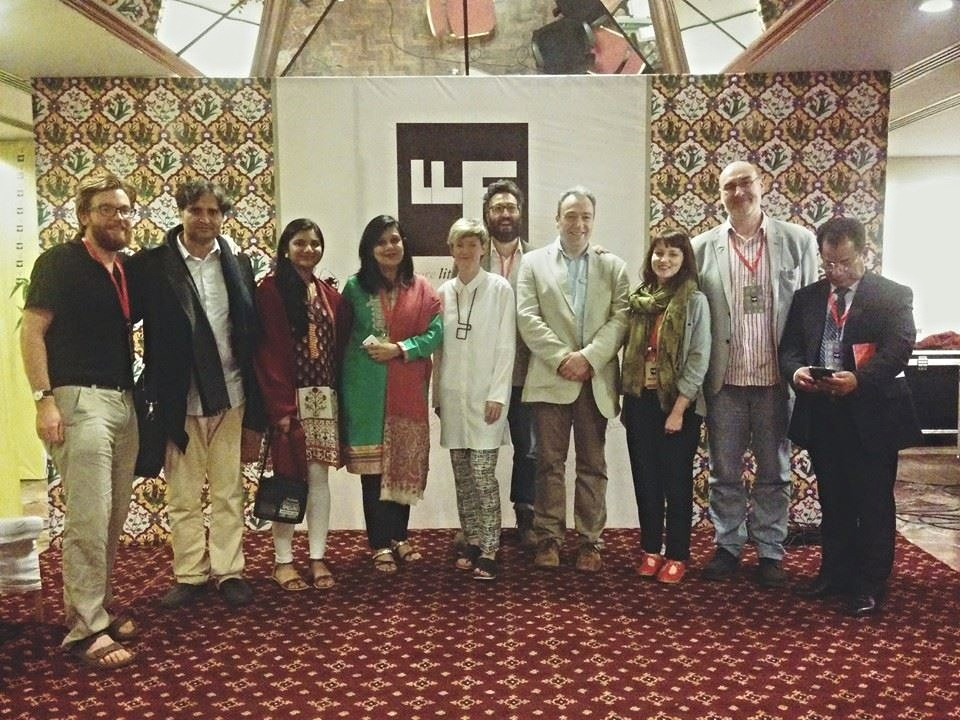 Poets (except Kishwar!) and musicians
