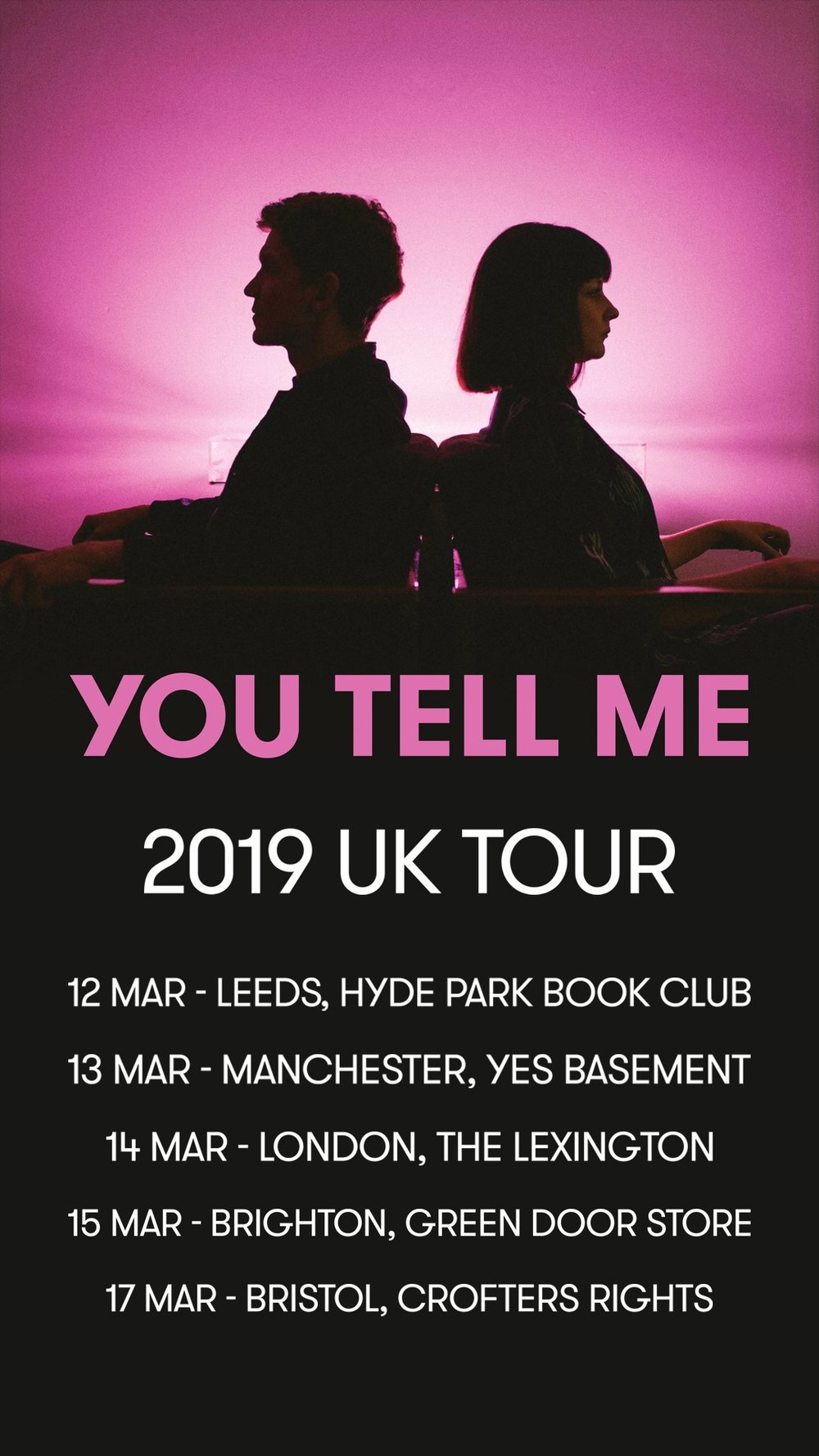 YTM Tour March 19