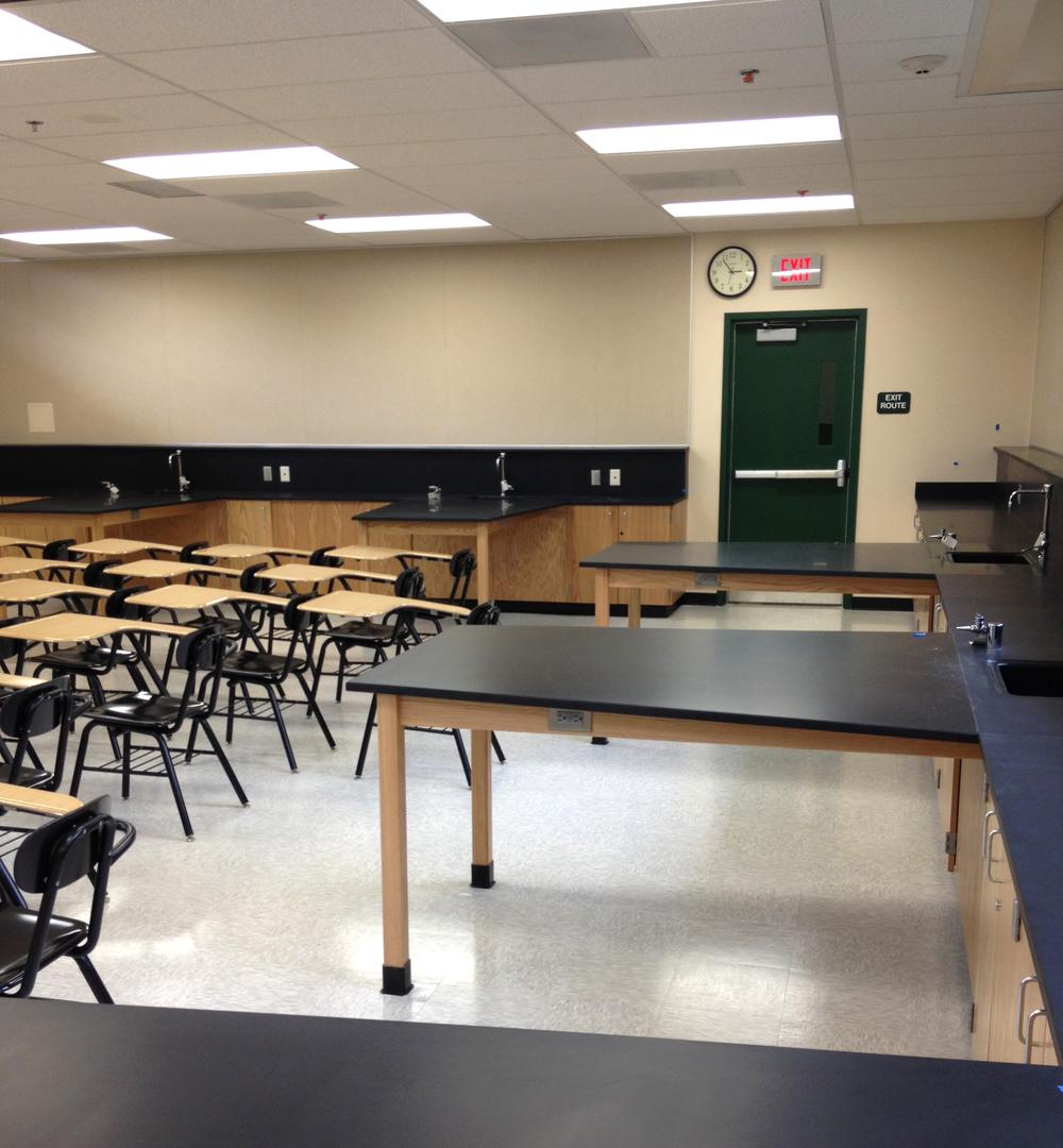Santa Fe High School Modernization of Building 'Y' - Laboratories