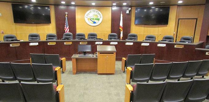 El Centro Council Chamber Renovations