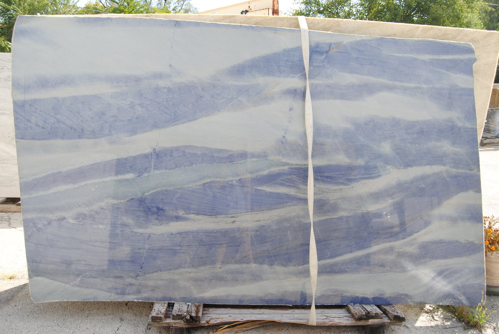 Boho Blue Quartzite