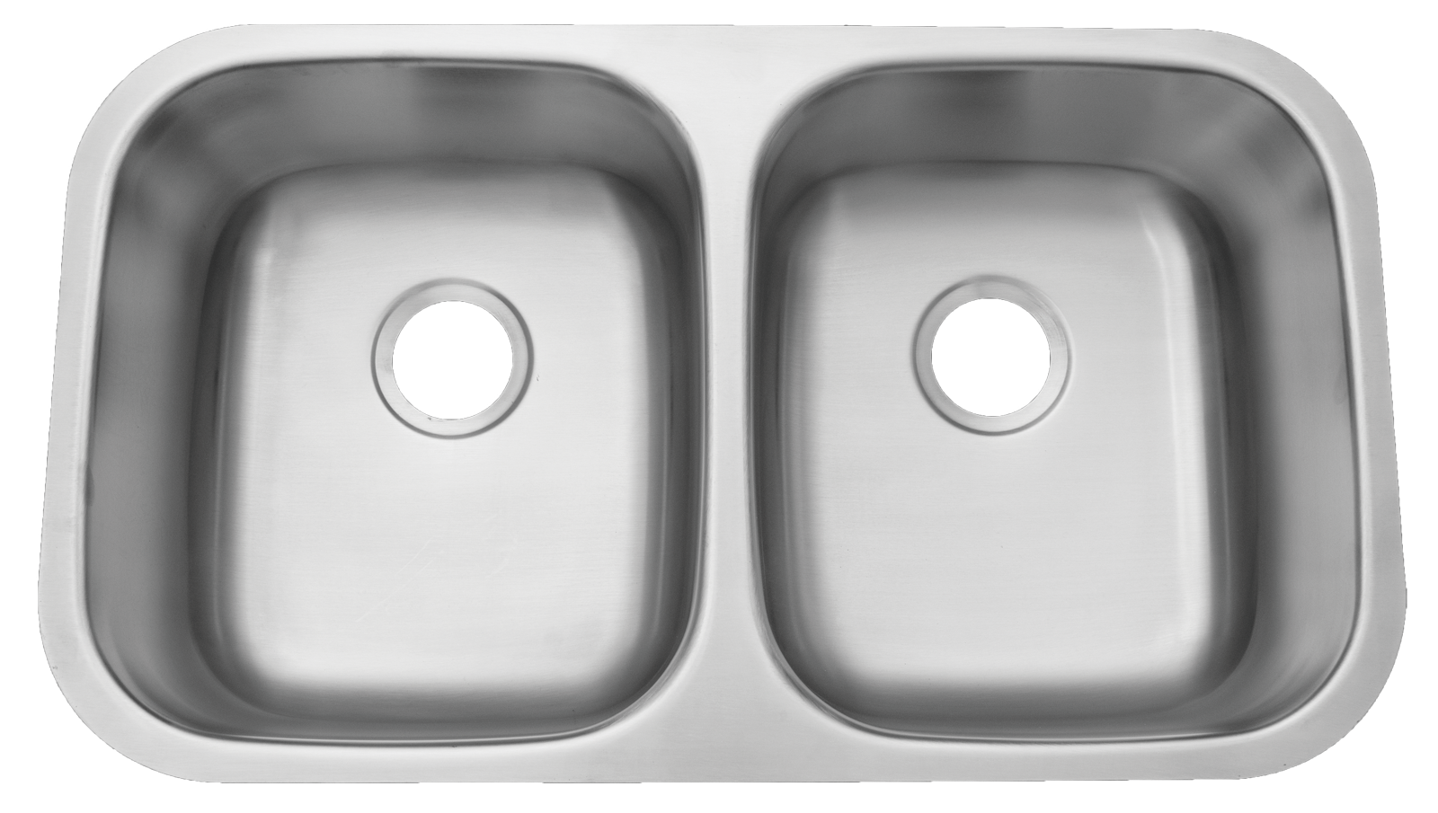 Superieur ADA Compliant 20 Gauge Stainless Steel Undermount Sink   50/50 Double Bowl