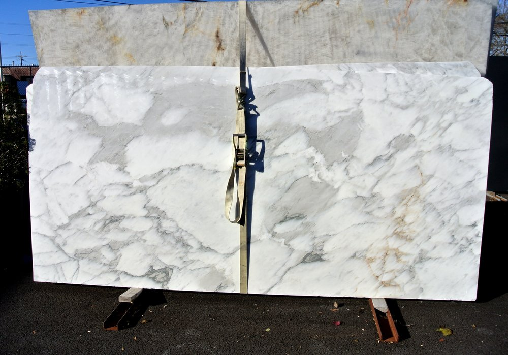 Calacatta Statuario Marble, 3 cm
