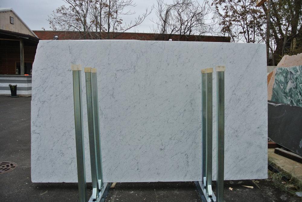 Carrara Marble, 2 cm