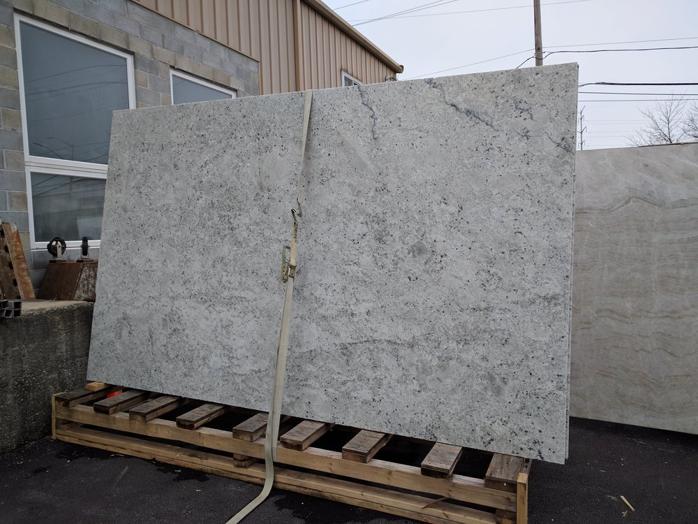 Princess White Granite