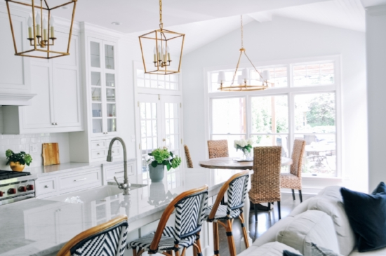 - A matching island can make your whole kitchen feel like one cohesive unit...