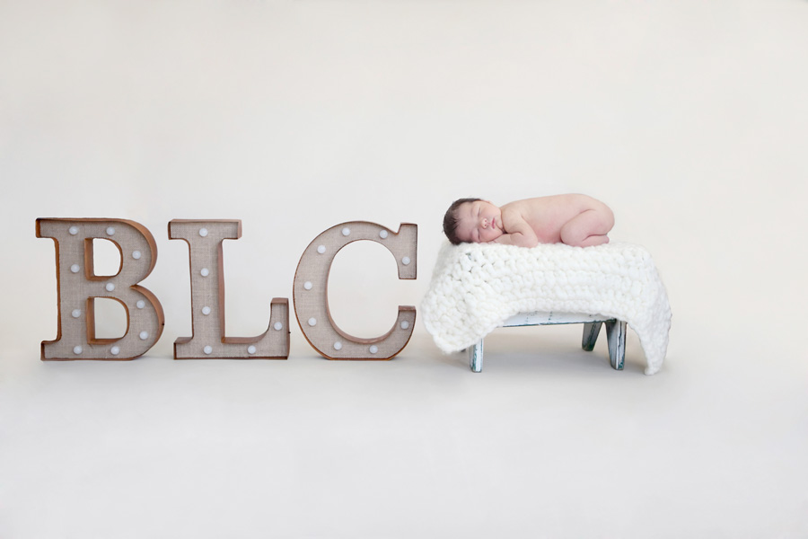 DC newborn photography