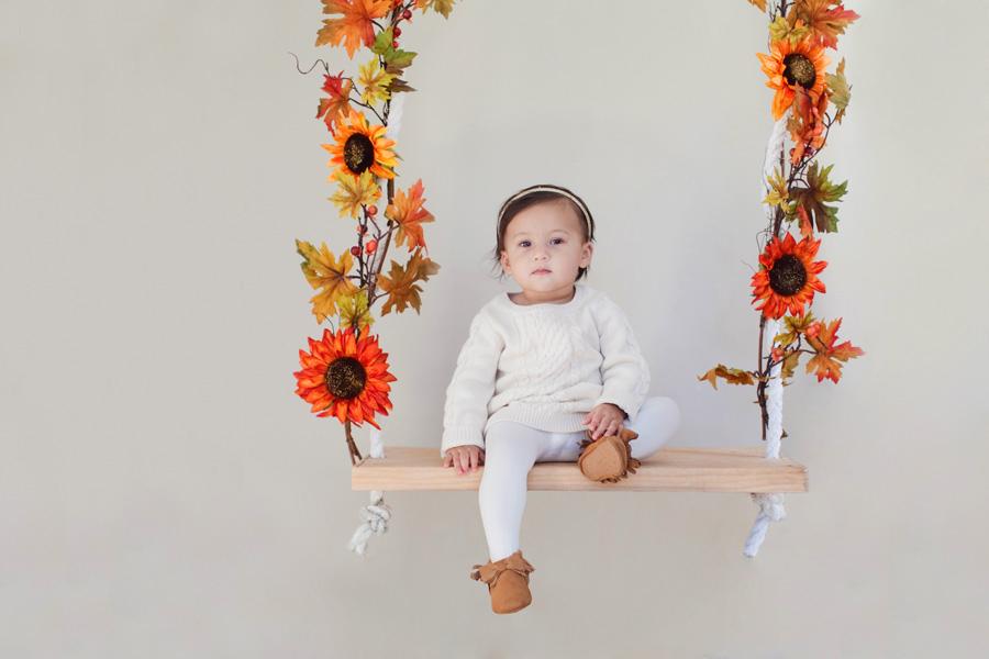alexandria va baby portrait