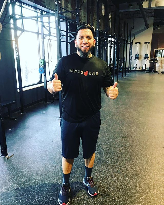"""📣New Years Resolution Challenger Feature! 📣  Meet Jose, he is doing a great job hitting his goals for Coach @lindsssfit_ 8 Week Challenge.🗓 When Jose isn't working out he loves to take a bike ride along the Illinois and Michigan Canal. 🚴🏽♂️ His greatest fitness accomplishment is realizing his capability and pushing his boundaries. 💪🏽 His favorite thing about Coach Lindsey's Challenge is seeing his results 🏋🏼♂️ The best advice Jose has for other fitness enthusiasts, """"Never say never and always find a way!""""⭐️ Please join us in celebrating Jose and all of his accomplishments, we look forward to checking in with him again at the end of the challenge🥇  #vauntfitnesschicago #transformation #vauntfitnesschallenge #chicago"""
