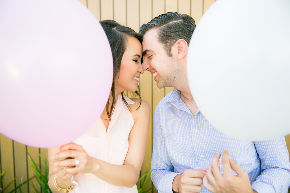 "<a href=""/kiko""><span style=""color:white;"">Angela & Danny </span> →<strong>Engagement Session <br> Santa Monica, California</strong></a>"