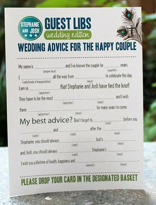 advice for happy couple