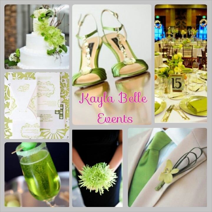 Lime green Inspiration