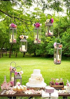www.kaylabellevents.com, outdoor wedding lantern decorations, hanging lantern decor