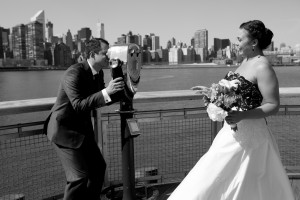 rebecca and chris gantry park
