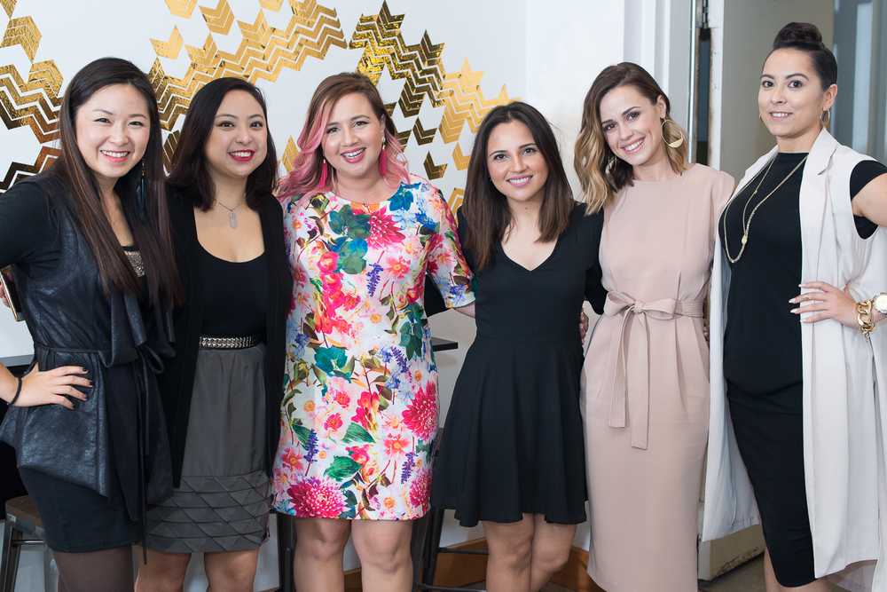 "The Ladies Behind ""Entrepreneur Talk 101"""