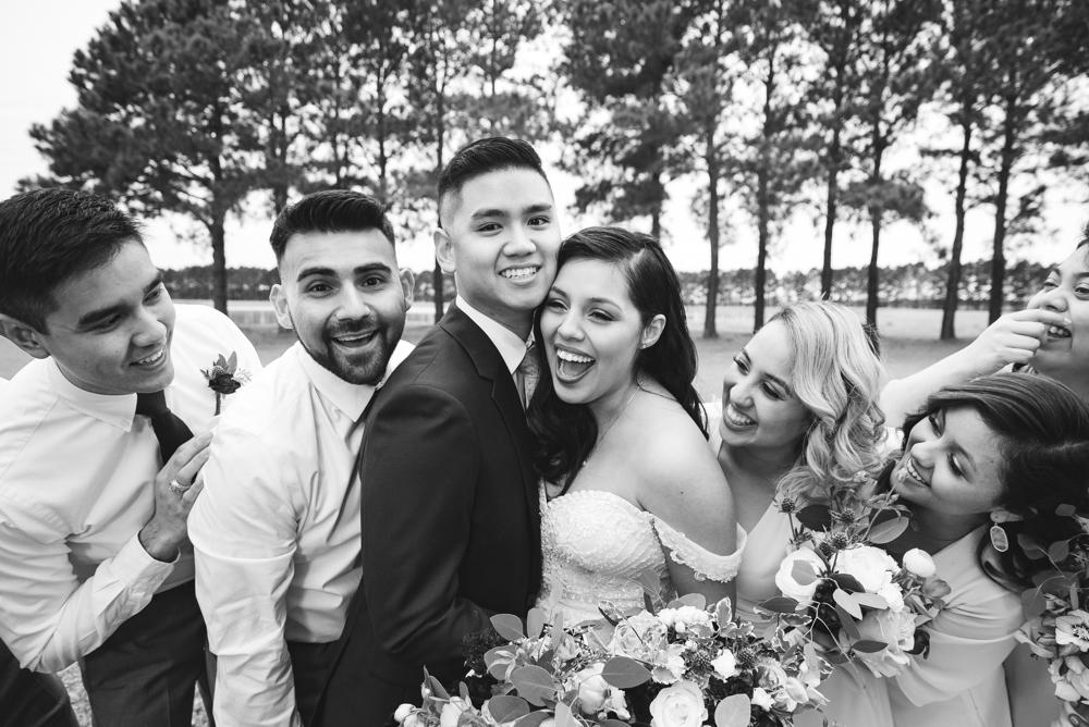 Wedding photography in houston texas  inez lara photography