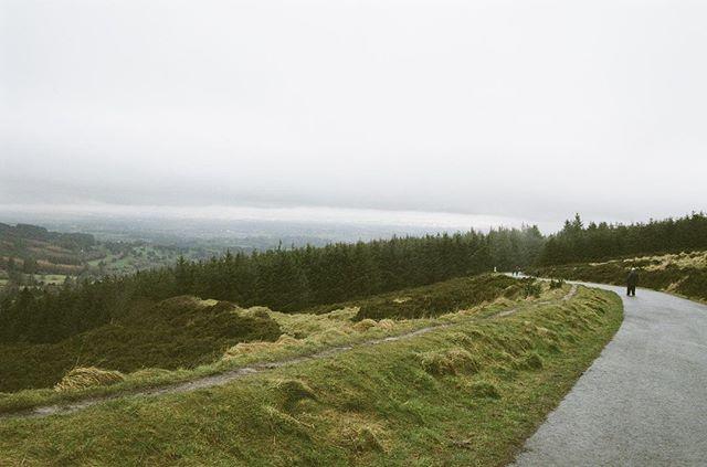 misty landscapes 🇮🇪☁️