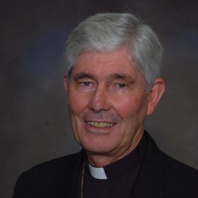 Bishop Eugene Hurley Diocese of Darwin